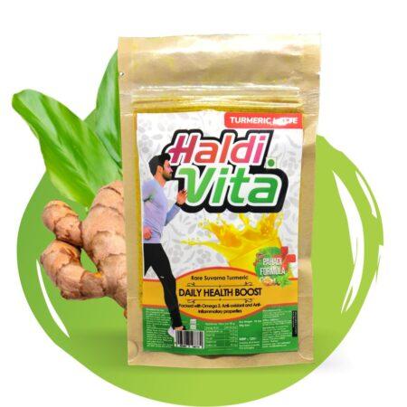 Haldivita Trial Pack Elaichi Pista