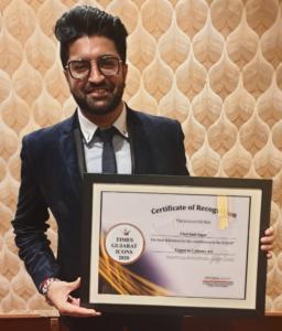Amit sagar awards
